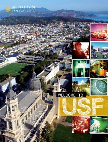 New International Student Move-In Day - University of San Francisco
