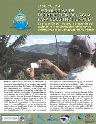 Tecnologías de desinfección del agua para consumo - CIDBIMENA