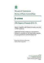 E-Crime report.pdf (1.89 MB) - West Midlands Police Federation