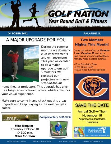 October 2012 - Golf Nation