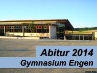 prüfung - Gymnasium Engen