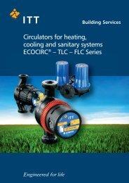 TLC – FLC Series - Water Solutions