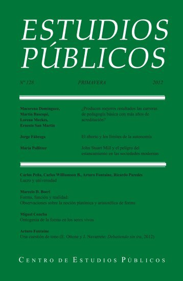 2.8 MB - Centro de Estudios Públicos