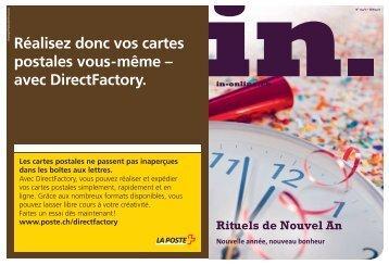 avec DirectFactory. - in-online.ch