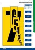 Katalog Lager- kennzeichnung Zahlen und Buchstaben - Seite 2