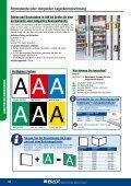 Katalog Lager- kennzeichnung Zahlen und Buchstaben - Seite 5