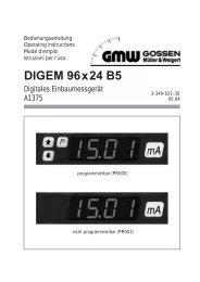 DIGEM 96x24 B5
