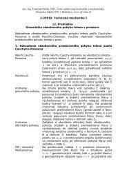 doc. Ing. František Palčák, PhD., Ústav aplikovanej mechaniky ... - ATC