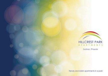 club house - Hillcrest Park