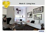 Week 6 - Living Area - Wattyl