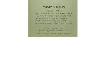 5. Perumusan Agenda.pdf - Kumoro.staff.ugm.ac.id