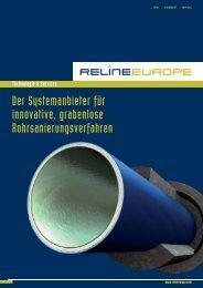 Das Unternehmen - Relineeurope.com