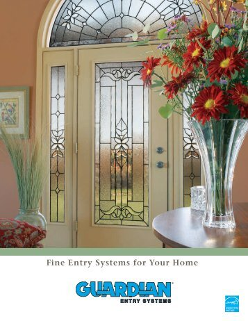 Fine Entry Systems for Your Home - Guardian Security Storm Doors ...
