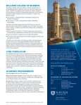 INFORMATION SYSTEMS - Xavier University - Page 4