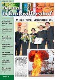 April 2007 / Nr. 89 (1,82 MB) - Großwilfersdorf