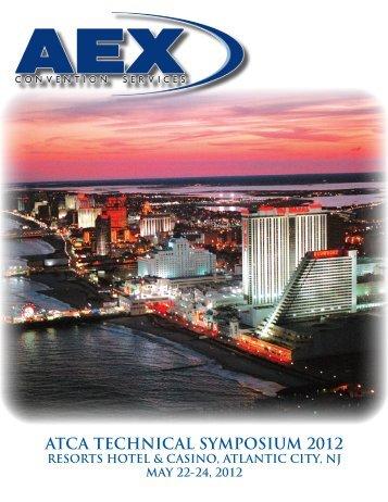 ATCA TECHNICAL SYMPOSIUM 2012 - Air Traffic Control Association