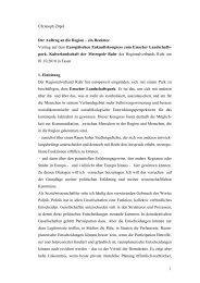 1 Christoph Zöpel Der Auftrag an die Region – ein Resümee Vortrag ...