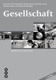 Handbuch für Lehrpersonen Ausgabe A Karl Uhr, Peter Schneider ...