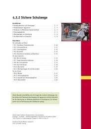 4.3.2 Sichere Schulwege - Institut für Friedenspädagogik Tübingen
