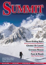 Never-Ending Story Climber Or Leech? - The British Mountaineering ...