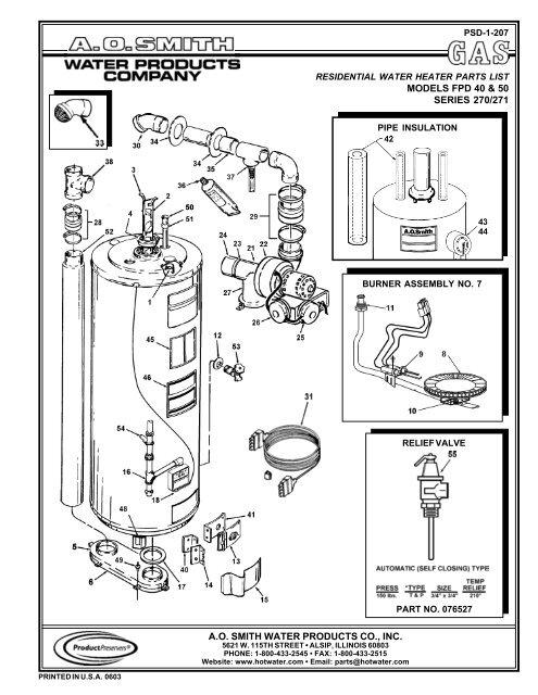 Hot Water Heater Burner Replacement
