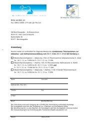 bitte senden an: - CJD Berchtesgaden