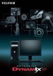 Software for DynamIx (Brochures) - Fujifilm