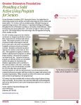 CHAL JanFeb 09.indd - Active Living Coalition for Older Adults - Page 5