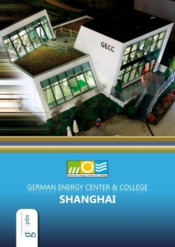 GECC-Projektbroschüre Shanghai - Frerichs Glas GmbH