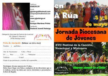 Díptico - Colegio Diocesano San Ignacio Ponferrada