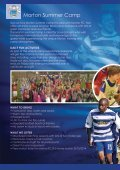 Morton Summer Camps 2013 Brochure - Greenock Morton ... - Page 2