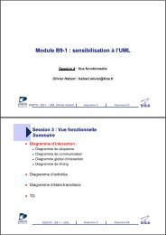 Session 3 : Diagramme de communication - wwwdfr - Ensta
