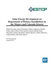 Solar Energy Development on DoD Installations - livebetter Magazine