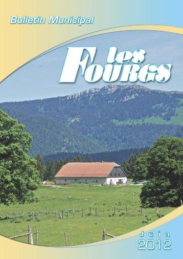 Les Fourgs - Communauté de Communes du Mont d'Or & des deux ...