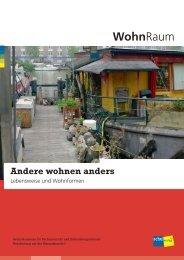 WohnRaum 2 - Bundesamt für Wohnungswesen BWO - admin.ch