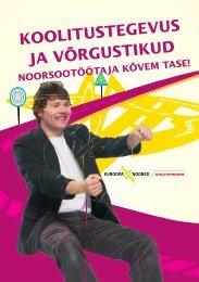 Koolitustegevus 2011.pdf - Euroopa Noored