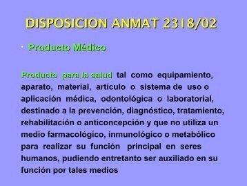 Producto médico activo