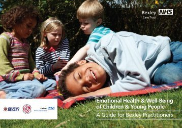 Emotional Health & Well-Being of Children & Young People