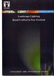 Download Hunza Catalogue - All Weather Lighting
