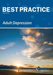 Adult Depression - Bpac.org.nz