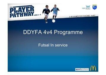 Futsal Inservice - Scottish Football Association