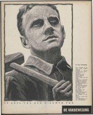 (1940) nr. 16 deel 1 - Vakbeweging in de oorlog