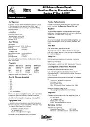 Entry Forms - Canoeing Victoria - Australian Canoeing