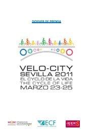 Descargar dossier de prensa - Velo-City 2011