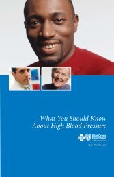 What You Should Know About High Blood Pressure - Blue Cross ...