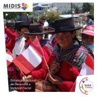 Incluir para Crecer - Ministerio de Desarrollo e Inclusión Social