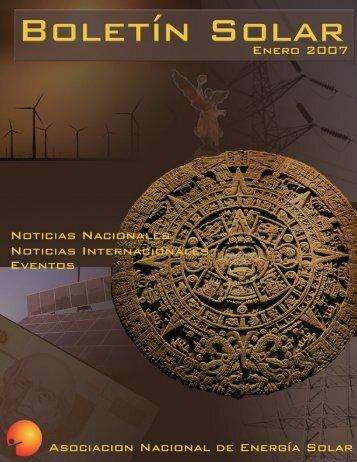Untitled - Asociación Nacional de Energía Solar