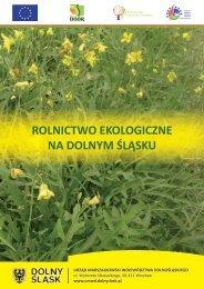 ROLNICTWO EKOLOGICZNE NA DOLNYM ŚLĄSKU - KSOW