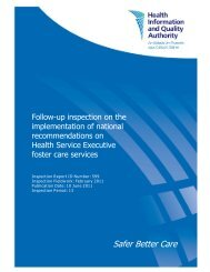 Foster Care - PDF - hiqa.ie