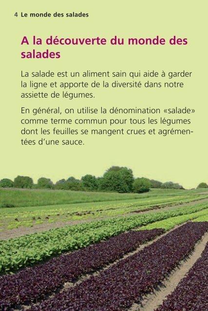Les salades suisses Les salades suisses - Nomad Systems